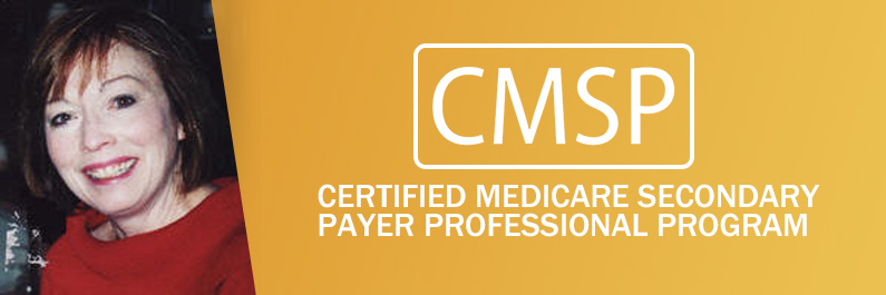 Claire Roth Earns Certified Medicare Secondary Payer Certification